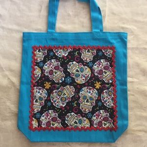 New Day of the Dead Tote Bag